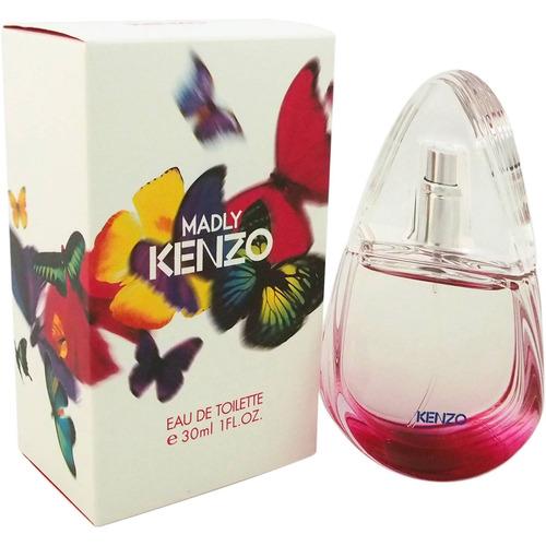 madly kenzo para mujer eau de toilette spray, 1 oz simaro