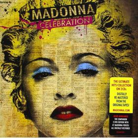 Madonna   Celebration   2 Cds   Importado