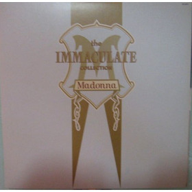 Madonna - The Immaculate Collection - 1990 - Lp Duplo
