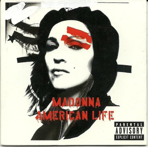 madonna american life