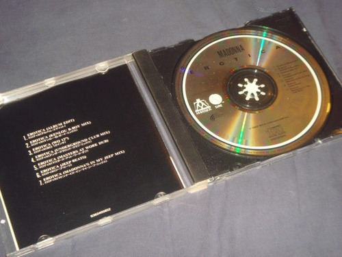madonna cd single erotica remixes