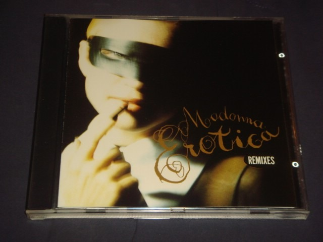 Madonna Erotica Single 110