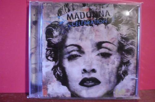madonna - celebration - em cd