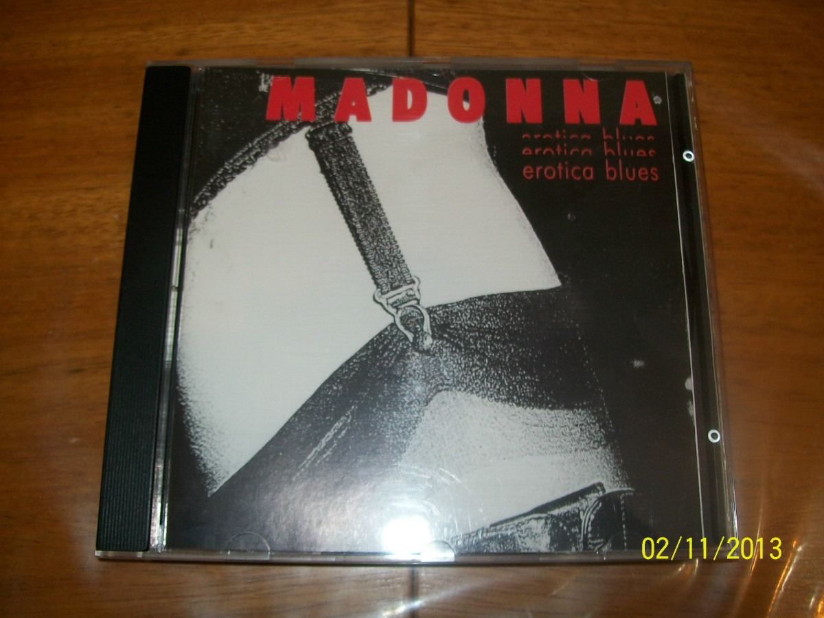 madonna-erotica-blues-live-tour-songs-cd