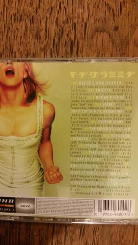 madonna greatest hits volume 2