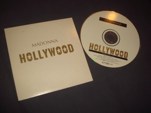 madonna hollywood german cd single 2003