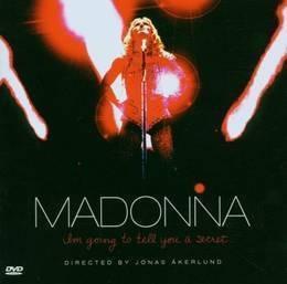 madonna i'm going to tell you a secret cd + dvd nuevo