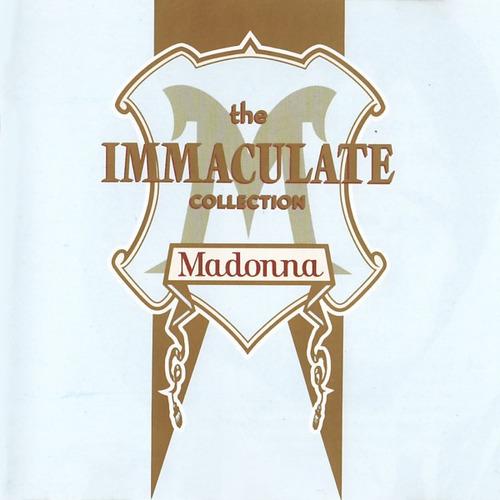 madonna - immaculate collection nuevo y sellado yosif andrey
