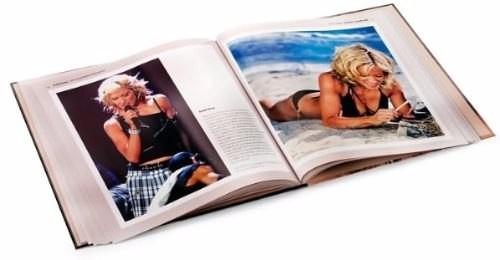 madonna -  libro the illustrated biography nuevo!!!