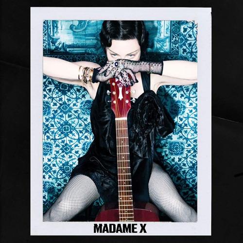 madonna madame x deluxe 2 cd import nuevo original en stock