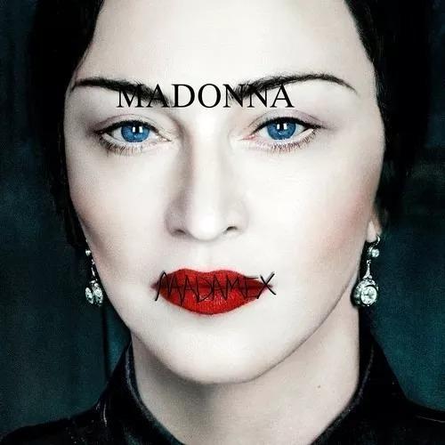 madonna madame x deluxe 2 cd ya disponible !!! nuevo