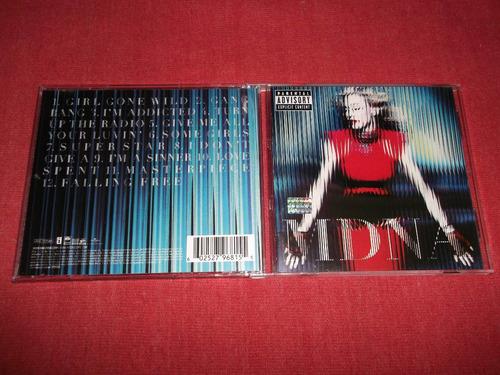madonna - mdna cd nac ed 2012 mdisk