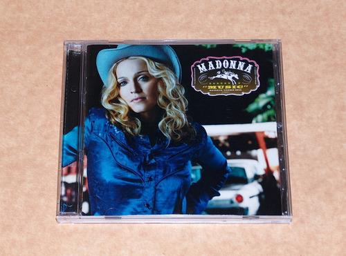 madonna - music cd americano p78