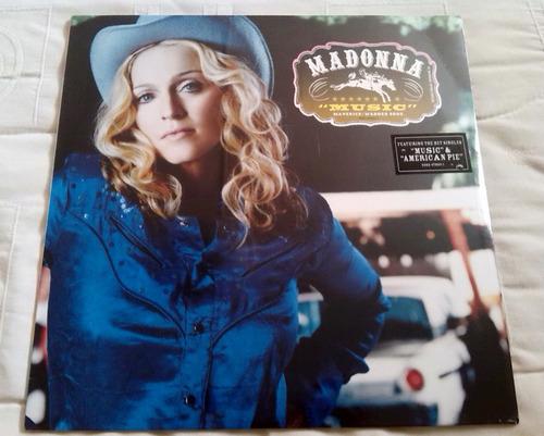 madonna music vinyl lp vinilo sellado