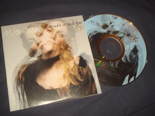 madonna power of good bye picture disc cd