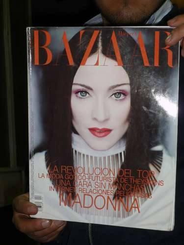 madonna - revista bazzar