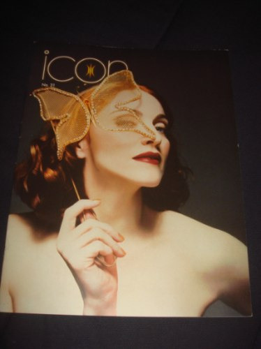 madonna revista icon año 1999