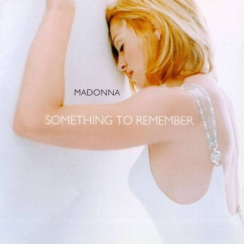 madonna something to remember cd original