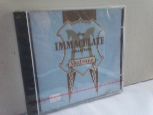 madonna. the immaculate collection. cd.