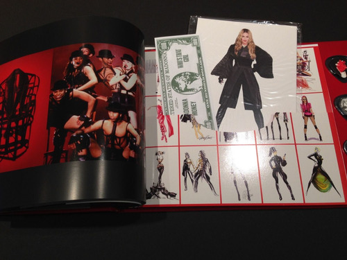 madonna vip rebel heart limited edition