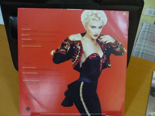 madonna - you can dance vinil