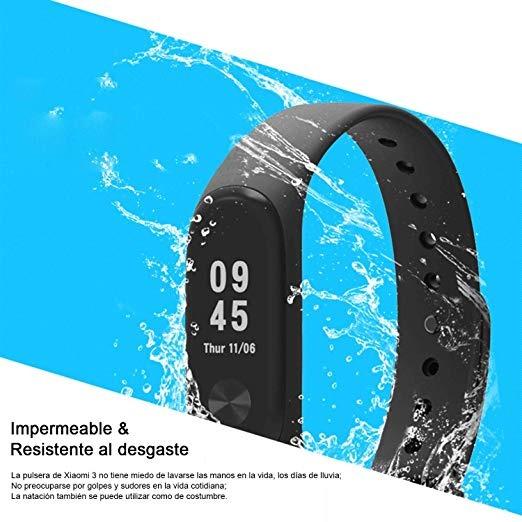 6a62a6c70749 Madozon 13 Piezas Pulsera Xiaomi Mi Band 3 Correas Reloj -   2.508 ...
