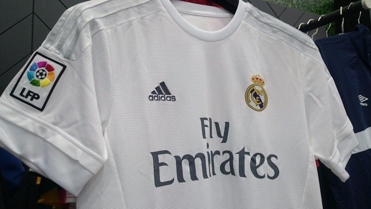 237cb9fdbbc83 Camiseta Real Madrid 2015   2016 Original -   140.000 en Mercado Libre