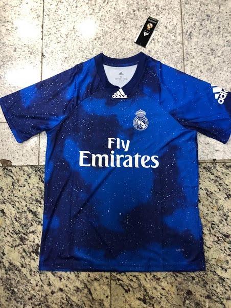 Camisa Galácticos Real Madrid Ea Sport Fifa 19 Especial. - R  120 17b7c6a915c29