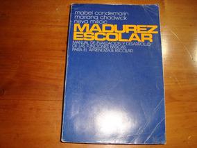 Libro Madurez Escolar Mabel Condemarin Pdf