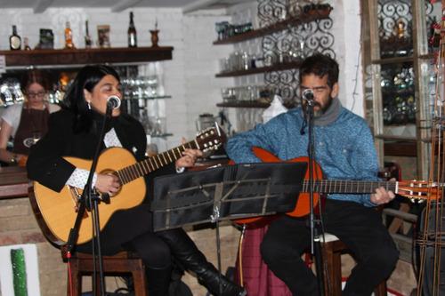 mae duo musica para las ocasiones mas exclusivas