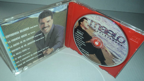 maelo / album - experiencia cd salsa 1996