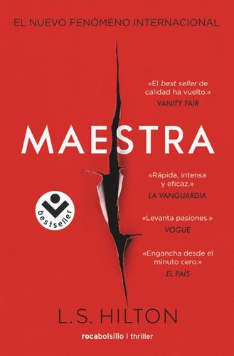 maestra(libro novela y narrativa extranjera)