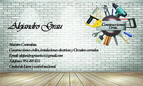 maestro albañil, pintura, gasfiteria y remodelaciones.