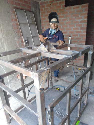 maestro constructor y acabados en general