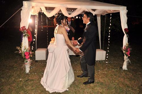 maestro de ceremonias: casamientos laicos - bodas laicas