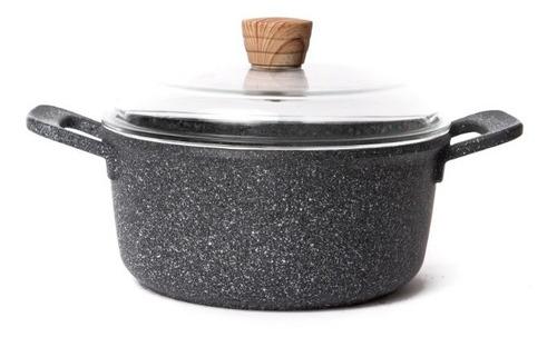 maestro de cocina 2 cacerolas premium antiadherente 20&24 cm