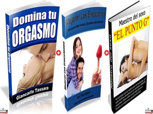 maestro del sexo: el punto g - eyaculacion precoz libro pdf