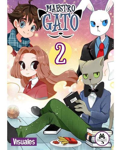 maestro gato vol. 1,2,3 y 4