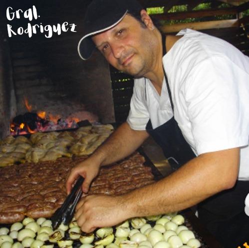 maestro parrillero/asador......chef a domicilio!!!! docente