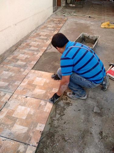 maestro pintor - yeso - terminaciones - inst. ceramicas.
