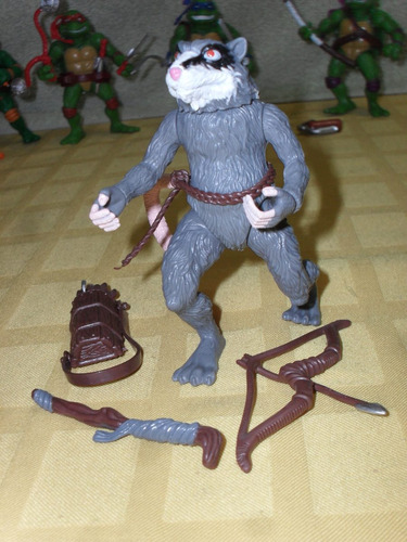 maestro splinter tortugas ninjas mutantes excelente ! tmnt