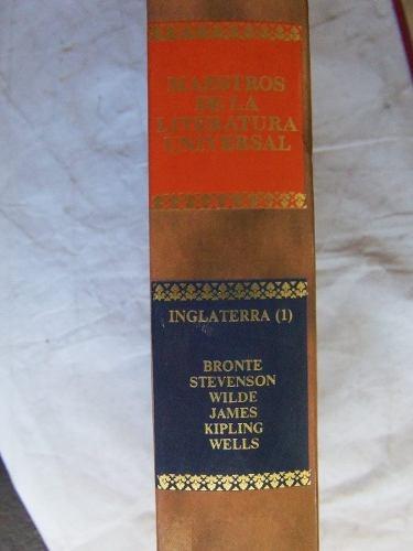 maestros de la literatura inglaterra1 wilde bronte wells td