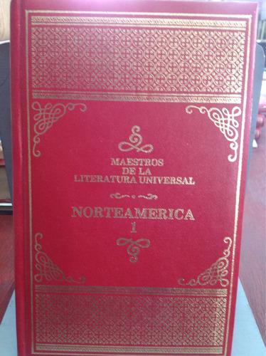 maestros de la literatura universal: norteamerica