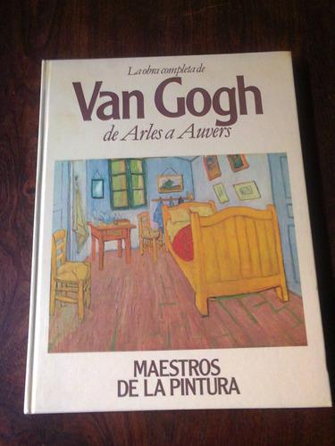 maestros de la pintura obra completa van gogh barcelona 1989