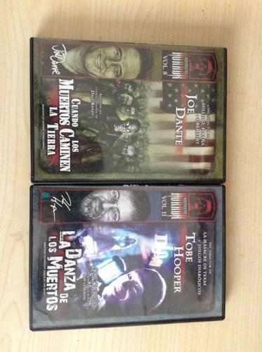 maestros del horror 2 dvds joe dante tobe hooper halloween