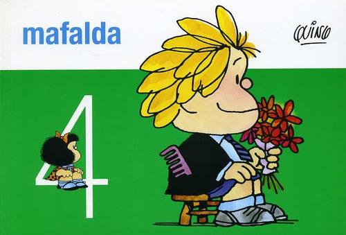 mafalda 04 ediciones de la flor