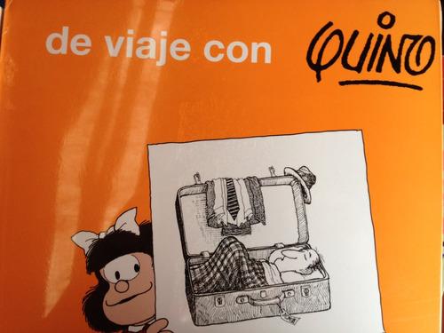 mafalda de viaje con quino