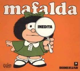mafalda inedita ediciones de la flor