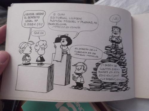 mafalda por quino numero 4 editorial lumen