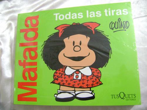 mafalda, todas las tiras. quino. $399